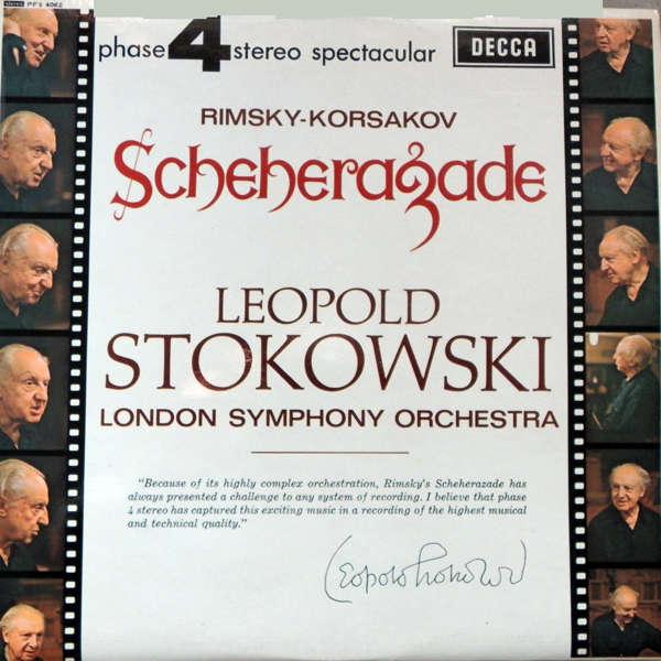 leopold stokowski Rimsky-Korsakov