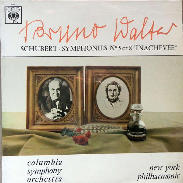 bruno walter Schubert