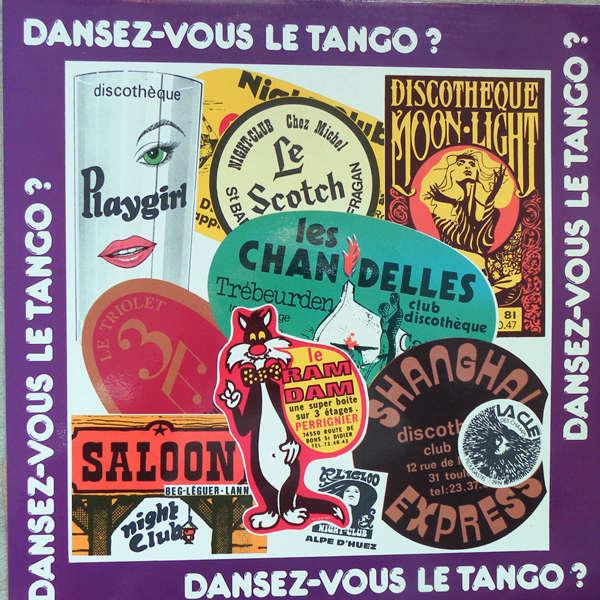 antoine duhamel Dansez-vous le tango ?