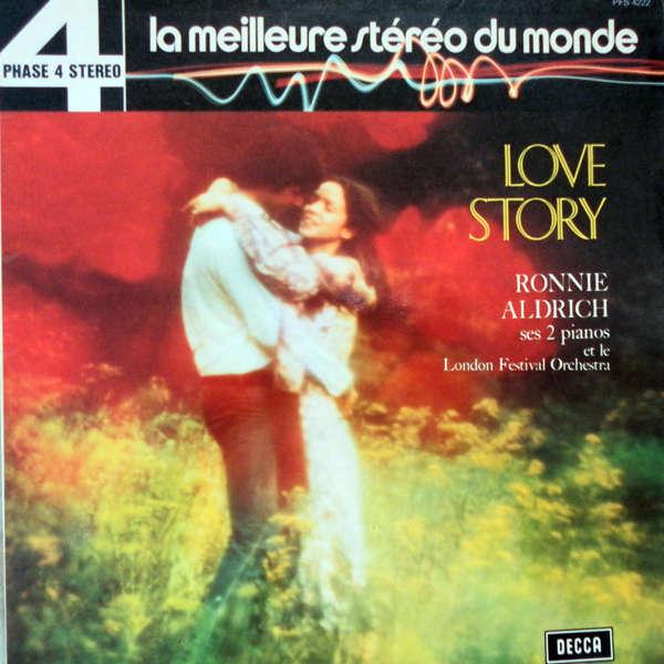 ronnie aldrich Love story