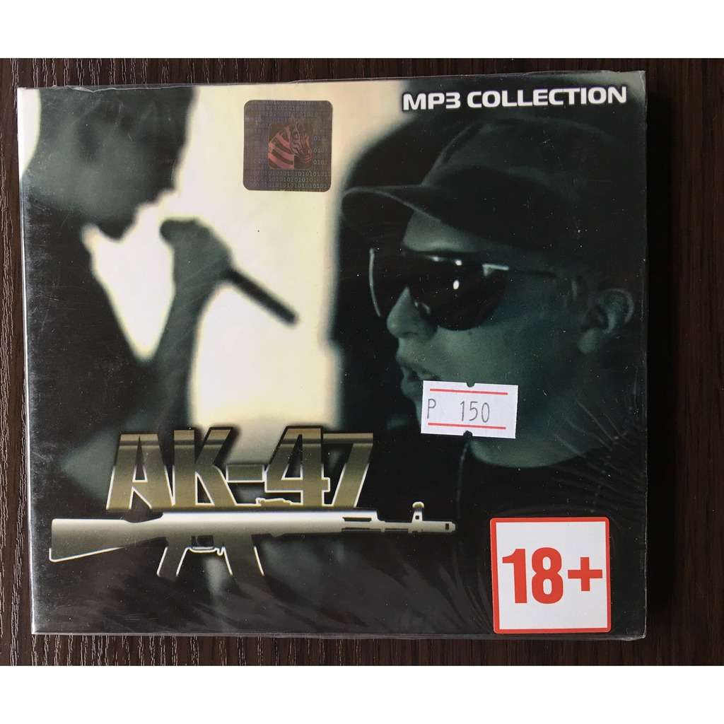 AK-47 (Russian) MP3 Collection 5 Albums, Russian Rap band