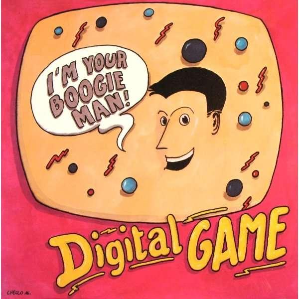 DIGITAL GAME i'm your boogieman / instru.