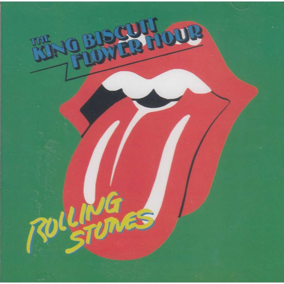 The King Biscuit Flower Hour By Rolling Stones Cd With