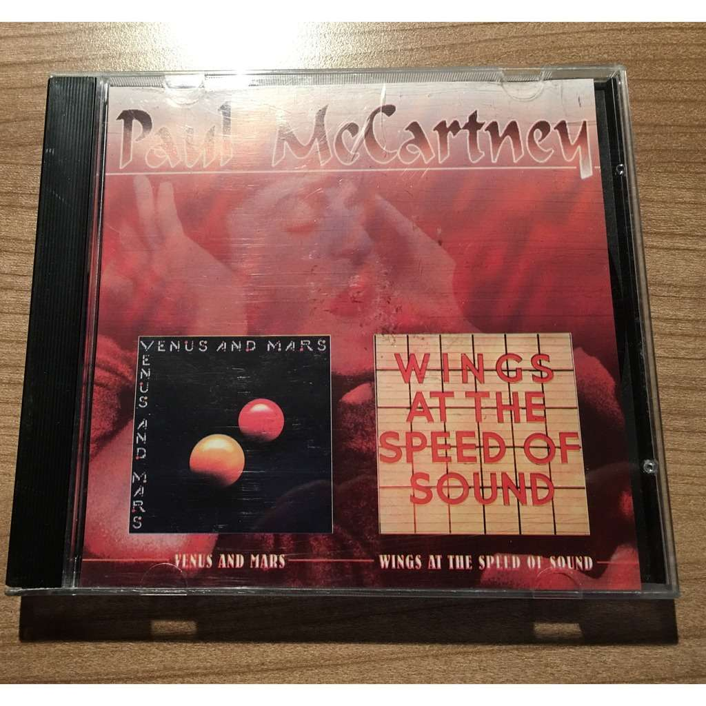Paul McCartney Venus and Mars / Wings at the Speed of Sound (Air Rec)