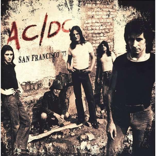 AC/DC San Francisco '77 (2xlp) Ltd Edit Gatefold Sleeve -U.K