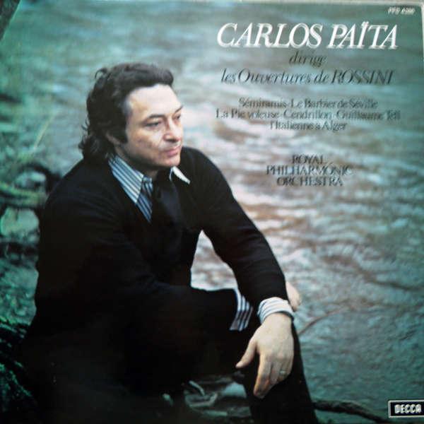 Carlos païta Rossini