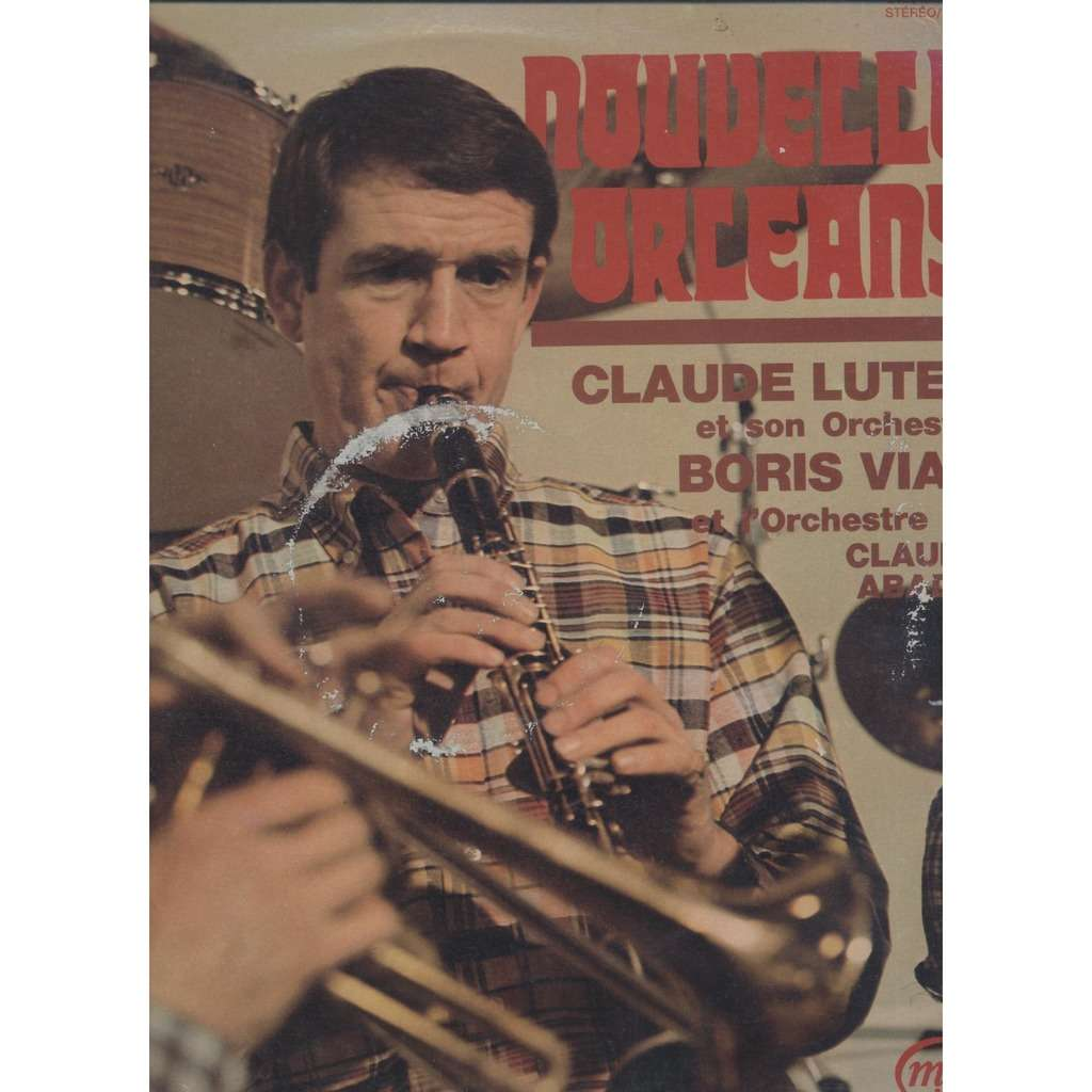 Claude Luter Et Son Orchestre - Isabelle Devant Le Désir