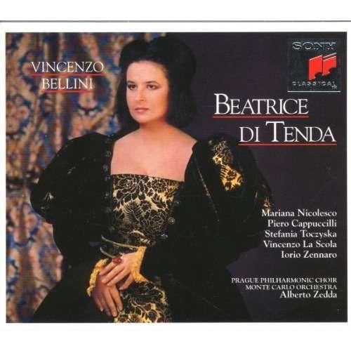 Bellini, Vincenzo Beatrice di Tenda / Zedda