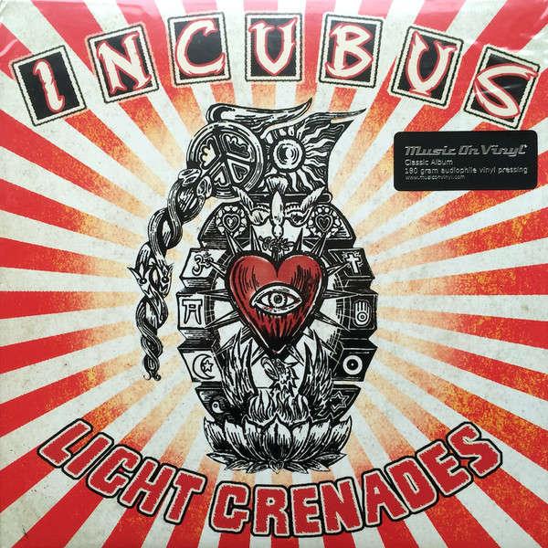 Incubus Light Grenades (2xlp) Ltd Edit Gatefold Sleeve -U.K