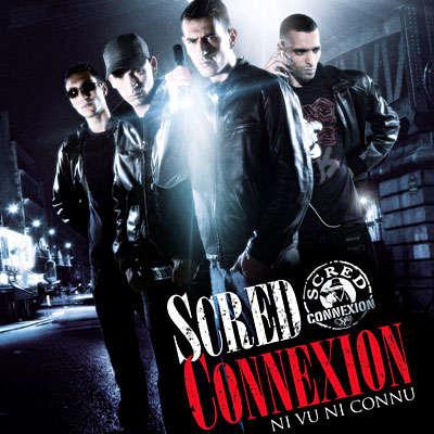 scred connexion album