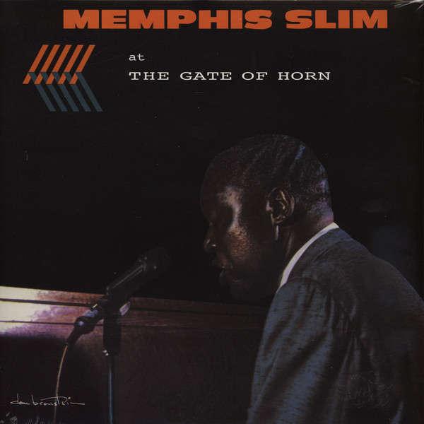 Memphis Slim Memphis Slim At The Gate Of Horn (lp)