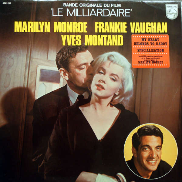 yves montand B.O. Le Milliardaire