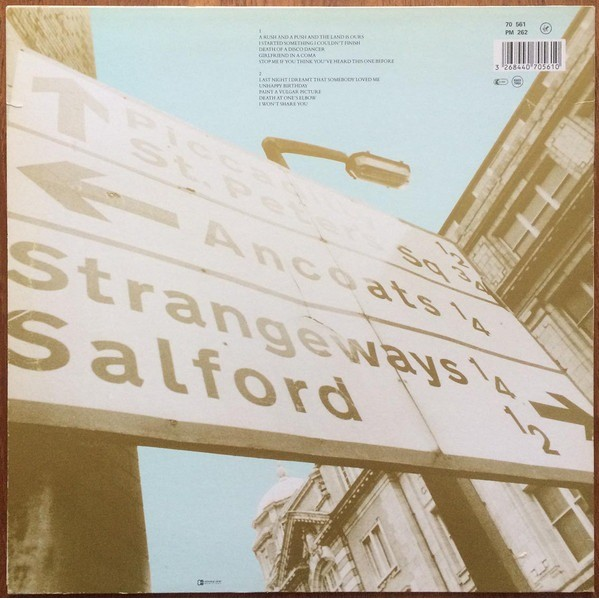 Strangeways Here We Come By The Smiths Lp With Ldlv37