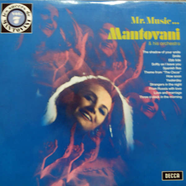 mantovani and his orchestra Mr Music