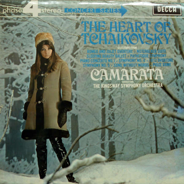 Camarata The heart of Tchaikovsky