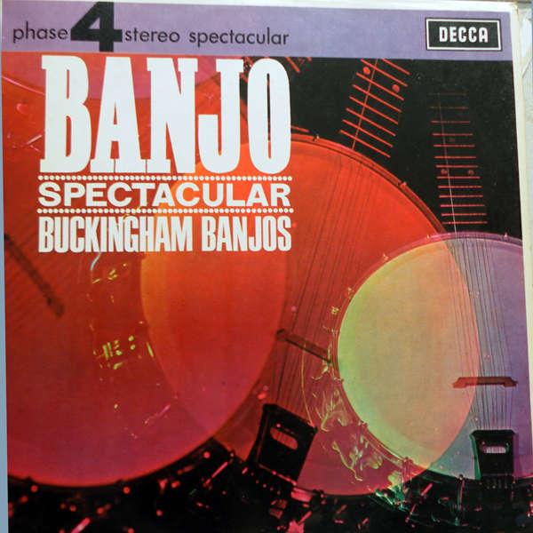 buckingham banjos banjo spectacular