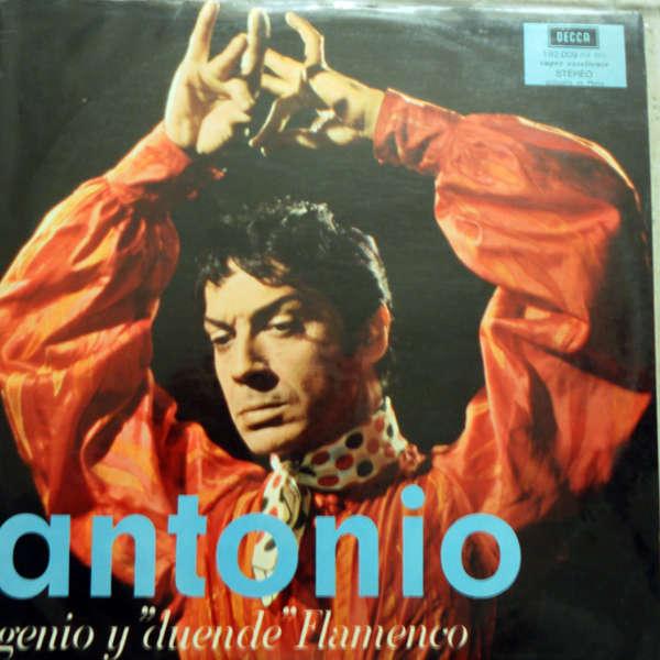 Antonio Genio y duende Flamenco