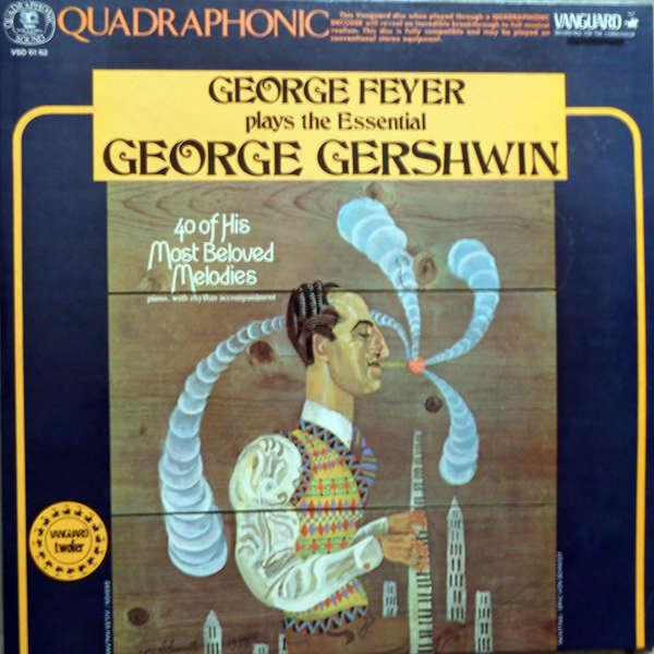 george feyer plays the essential George Gershwin