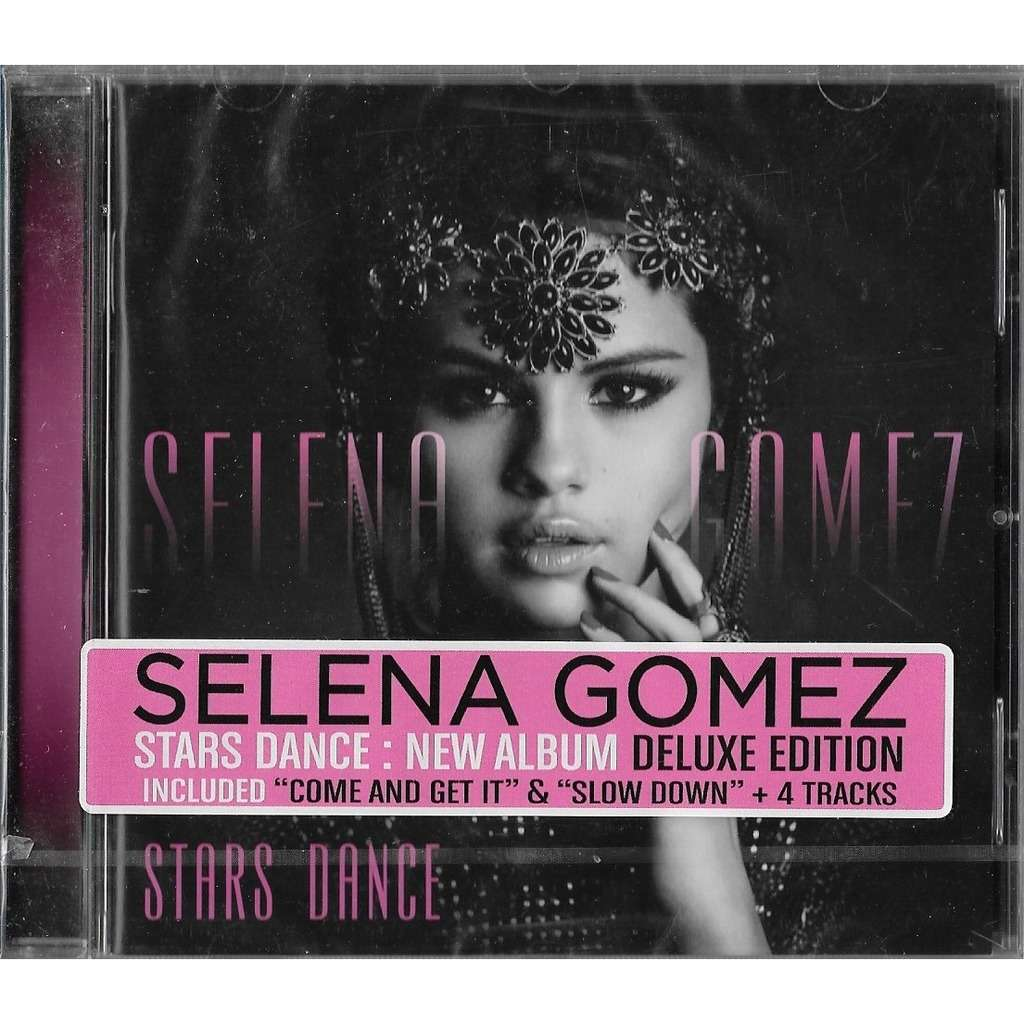 Stars Dance (Deluxe Edition) — Selena Gomez   …