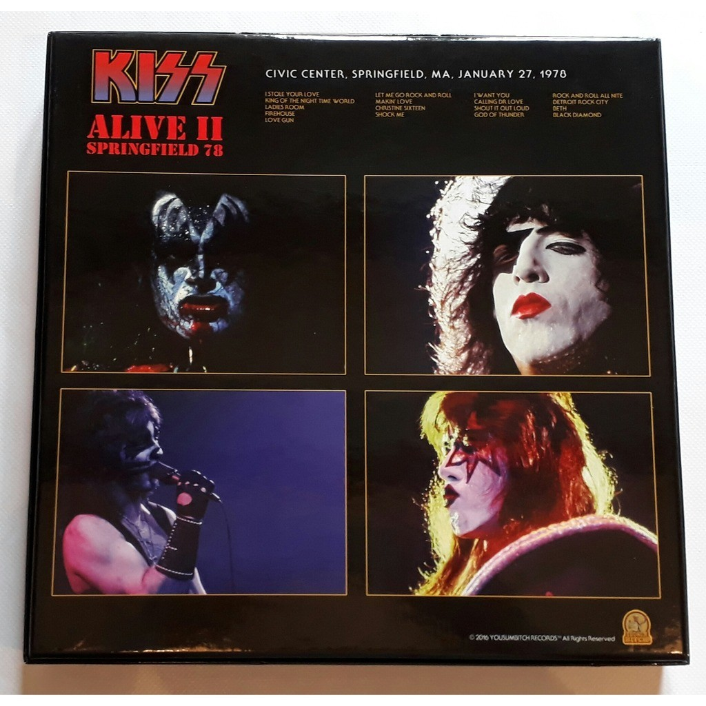 alive 2 limited dition box 4lp pioc disc poster book photos holland by kiss lp box set with. Black Bedroom Furniture Sets. Home Design Ideas