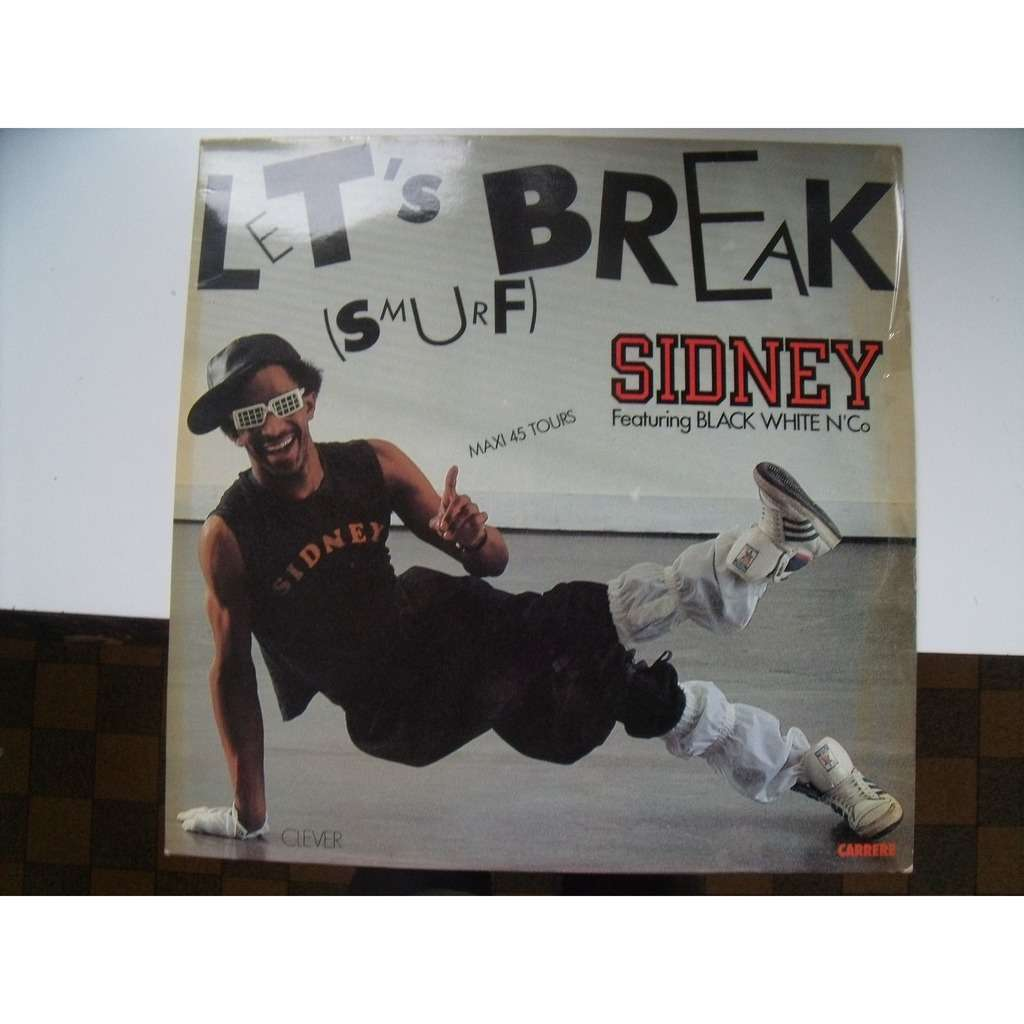 sidney let's break