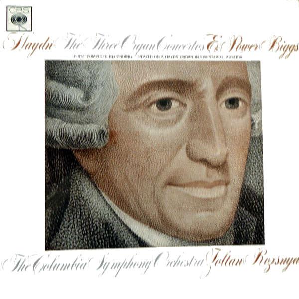 E Power Biggs Haydn