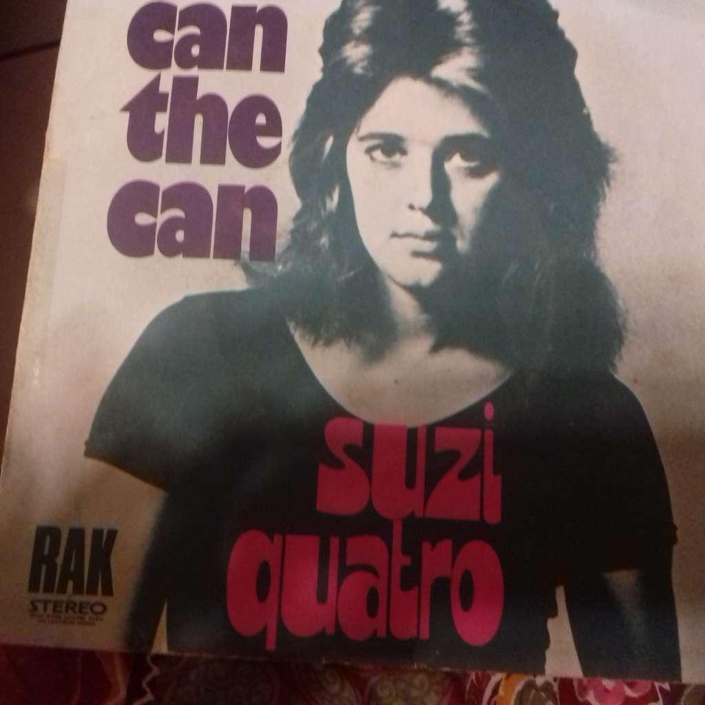 suzi quatro can the can