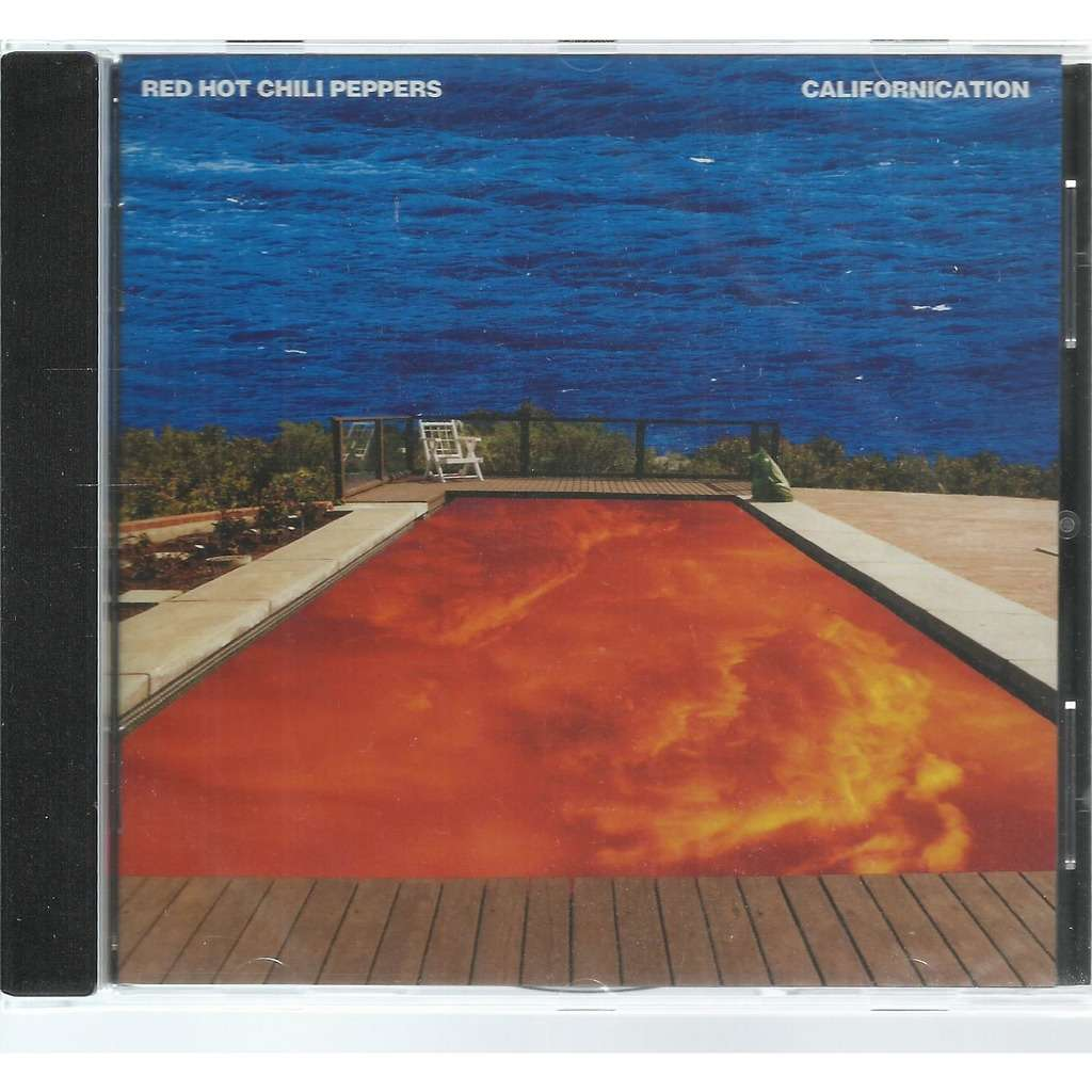 californication by red hot chili peppers cd with akasawa