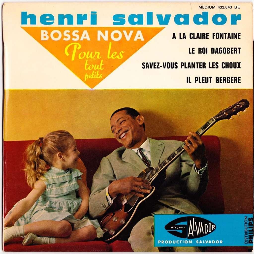 Henri Salvador Bossa Nova Pour Les Tout Petits