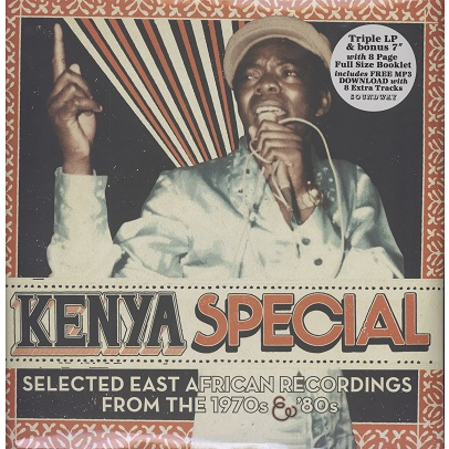 Kenya Special (Various) Selected East African Recording's From The 1970s and 80s