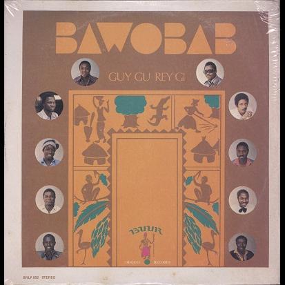 Bawobab (Orchestra Baobab) Guy gu rey gi