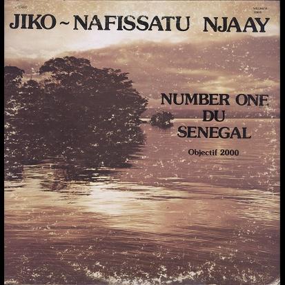 Number One du Senegal vol.6 jiko-nafissatu njaay