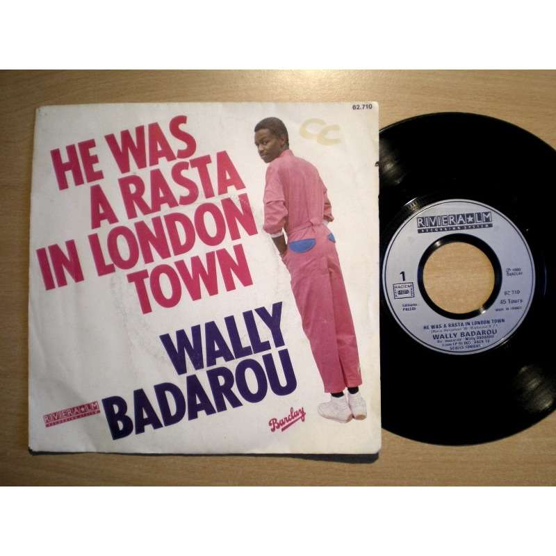 Wally Badarou He Was A Rasta In London Town / Dream On The Sand