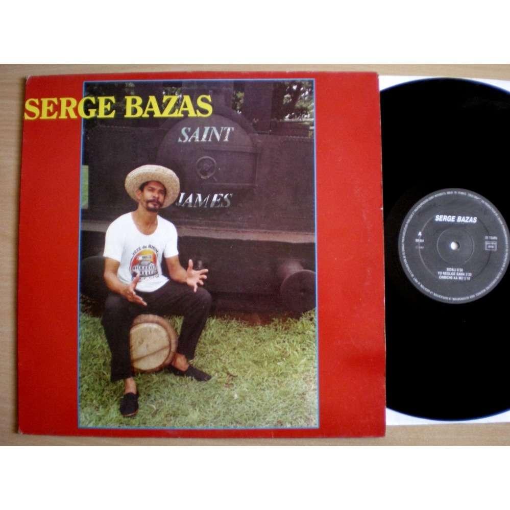Serge Bazas S/t - Sidali