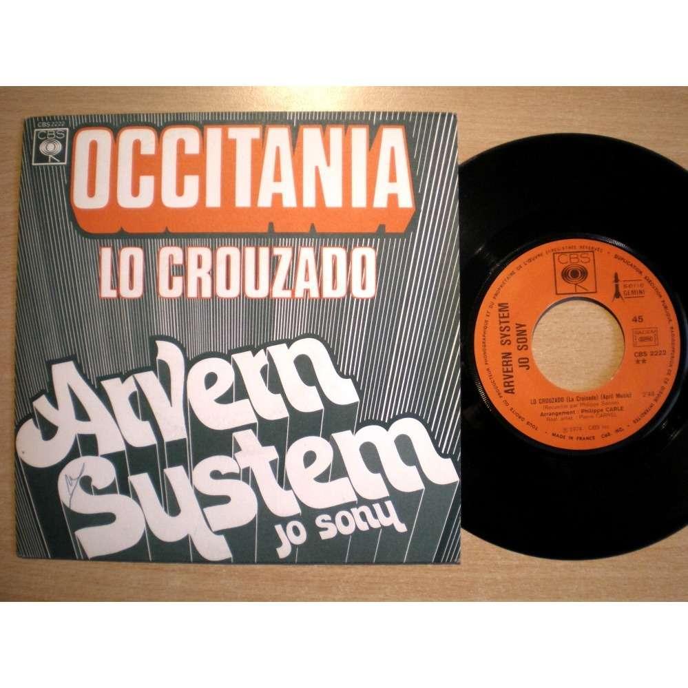 Arvern System Jo Sony Occitania