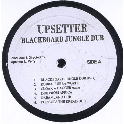 the upsetters blackboard jungle dub