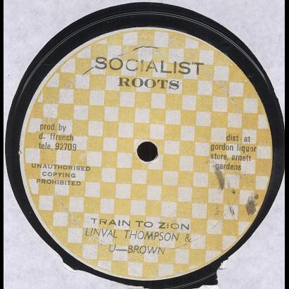 Linval Thompson & U-Brown / The Revolutionaries Train To Zion / Boom In The Arena