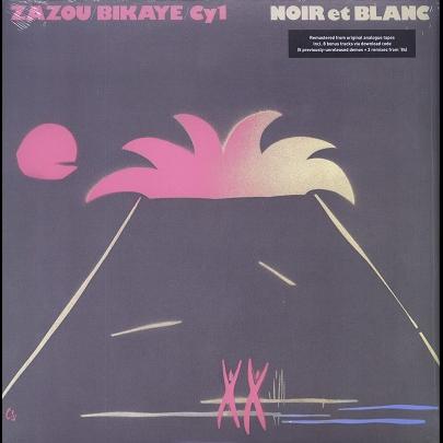 Zazou, Bikaye, Cy1 Noir et blanc