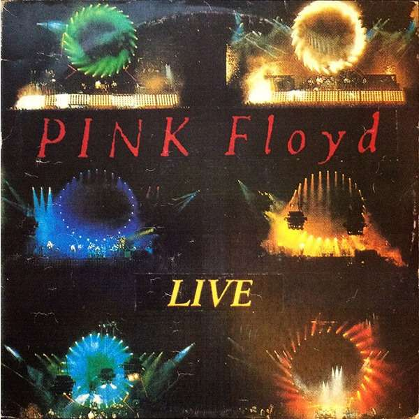 Pink Floyd Up Close Cue Sheet - Live