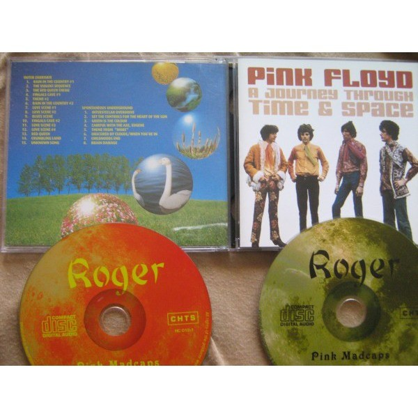 Pink Floyd A Journey Through Time & Space