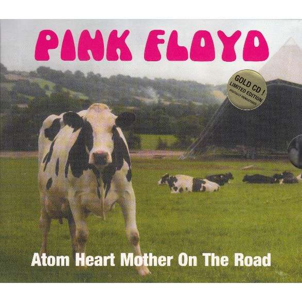 Pink Floyd Atom Heart Mother On The Road - Box 6CD+1DVD