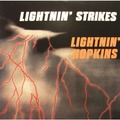 LIGHTNIN' HOPKINS - Lightnin' Strikes (lp) - 33T