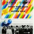 ping pong destry rides again (yippy-i-ay) / rhythm walk