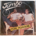 JOMBO FEAT. NKONO TELES - Pure pleasure - LP