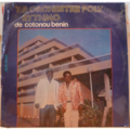 ORCHESTRE POLY RYTHMO - S/T - Hommage au PrŽesident Bongo - LP