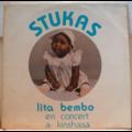 LITA BEMBO & ORCHESTRE STUKAS - En concert a Kinshasa - LP