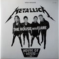 METALLICA - The House Into Flame (2xlp) Ltd Edit Gatefold Sleeve -E.U - 33T x 2