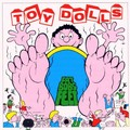 TOY DOLLS - Fat Bob's Feet (lp) - 33T