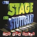 TOY DOLLS - On Stage In Stuttgart (2xlp) - 33T x 2