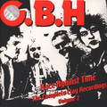 G.B.H - Race Against Time: The Complete Clay Recordings Volume 2 (2xlp) Ltd Edit Colour Vinyl -U.K - 33T x 2